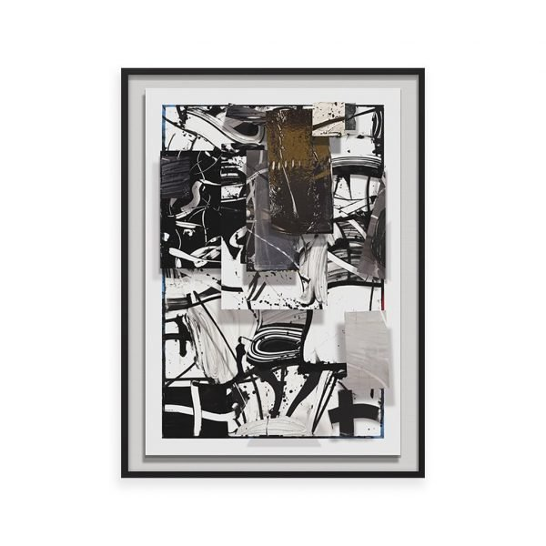 Pentimento III - High-Quality Limited Edition Fine Art Print 1