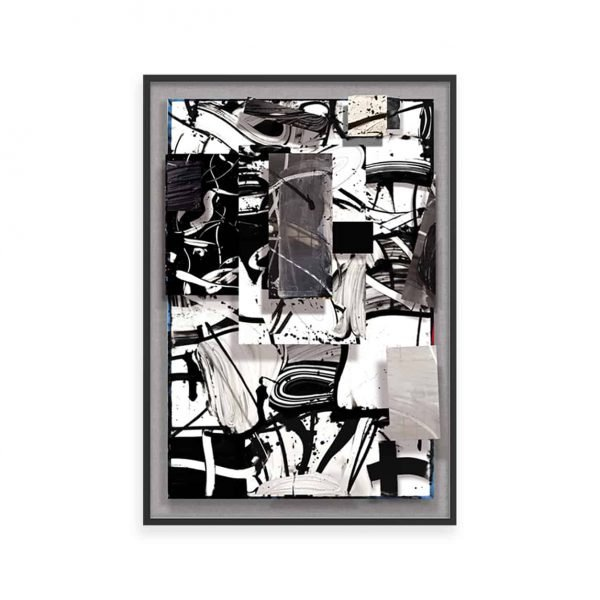 Pentimento II - High-Quality Limited Edition Fine Art Print 1